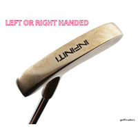 "INFINITI PUTTER 35"" - NEW GRIP #D5626"