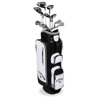 CALLAWAY SOLAIRE LADIES GOLF PACKAGE 13-PIECE SET - BRAND NEW - #D5630