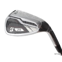 BRIDGESTONE J15 GAP WEDGE STEEL - HEAD ONLY - BRAND NEW - #D5891