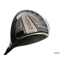 ADAMS GOLF SPEEDLINE SUPER S DRIVER 10.5º SK FIBER FURY 65 STIFF FLEX #D6138
