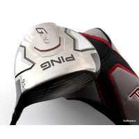 PING G20 9.5º DRIVER TFC 169D GRAPHITE EXTRA STIFF + COVER - NEW GRIP #D6153