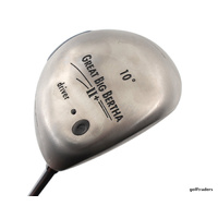 CALLAWAY GREAT BIG BERTHA II+ DRIVER 10º GRAPHITE REGULAR + NEW GRIP - #D69