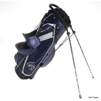 WILSON STAFF LITE II STAND BAG BLUE / GREY / WHITE - BRAND NEW - #D852