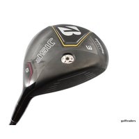 2015 BRIDGESTONE J15F 3 WOOD 15º MATRIX OZIK 65Q4 RED TIE REG +NEW GRIP! D966