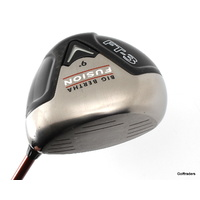 CALLAWAY BIG BERTHA FUSION FT-3 NEUTRAL DRIVER 9º GRAPHITE STIFF - #E1004