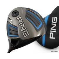 PING G SERIES 9º DRIVER GRAPHITE ALTA 55g REGULAR FLEX + COVER - #E1106