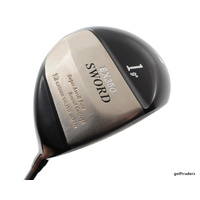 KATANA 'JAPAN' SWORD EX350 DRIVER 9º GRAPHITE DESIGN TOUR AD G STIFF FLEX E1153