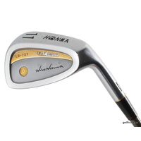 HONMA LB-737 SAND WEDGE GRAPHITE REGULAR FLEX - #E1247