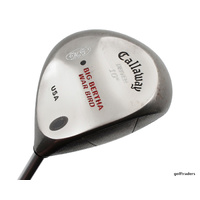 CALLAWAY BIG BERTHA WAR BIRD 10º DRIVER GRAPHITE REGULAR FLEX - #E1537