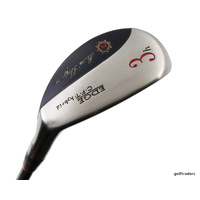 BEN HOGAN EDGE CFT 3 HYBRID 21º GRAPHITE APEX EDGE 3 REG FLEX +NEW GRIP #E1586