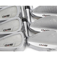 ROYAL COLLECTION JAPAN SFD X7 FORGED IRONS 7-PW,48º,52º,56º LADIES - #E1636