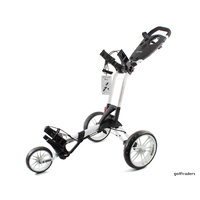 SMOOTHY MICRO GOLF BUGGY - WHITE - NEW -  #E1785