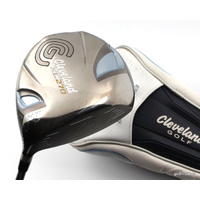 CLEVELAND LAUNCHER XL270 HT LADIES DRIVER GRAPHITE LADIES FLEX + COVER #E1843