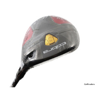 COBRA FLY-Z+ RED 4-5 FAIRWAY WOOD 17º-20º GRAPHITE STIFF +COVER -NEW - #E193