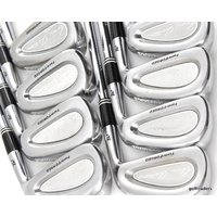 CLEVELAND TOUR ACTION TA3 FORGED IRONS 3-PW STEEL REGULAR FLEX #E1963