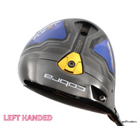 COBRA FLY-Z+ BLUE DRIVER 9°-12° MATTRIX OZIK MFS X5 REGULAR -LH -LIKE NEW E2010