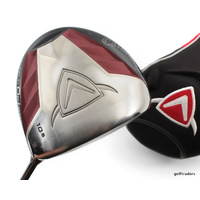 CALLAWAY DIABLO OCTANE DRIVER 10.5º GRAPHITE PROJECT X REGULAR + COVER #E2052