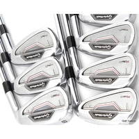 TAYLORMADE RSi2 IRONS 4-PW KBS TOUR-V 100 STEEL REGULAR FLEX - #E2094