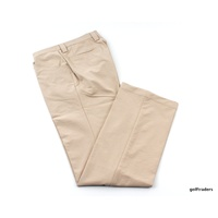 "DRIWALK WATER REPELLENT GOLF TROUSERS - BEIGE - MED / W32"" / L32"" NEW #E2157"