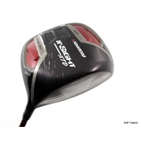 ADAMS INSIGHT XTD BOXER DRIVER 10.5º ALDILA DVS REGULAR FLEX - NEW GRIP #E2291