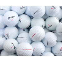 SRIXON MIXED GOLF BALLS x 60 - USED - #E2473