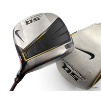 NIKE SQ MACHSPEED DRIVER 9.5º STR8-FIT GRAPHITE STIFF FLEX +COVER +TOOL #E2810