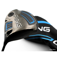 PING G SERIES SF TEC DRIVER 12º GRAPHITE SOFT REGULAR FLEX + COVER #E2821