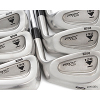 "TITLEIST DCI 962B IRONS 4-PW DYNAMIC GOLD S300 STIFF FLEX (+1.5"") #E2851"