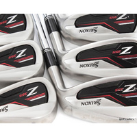 SRIXON Z355 IRONS 5-PW STEEL NS.PRO REGULAR FLEX +ALL NEW GRIPS #E2873