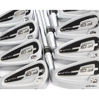 "WILSON STAFF FG FORGED TOUR IRONS 3-PW STEEL DG S300 STIFF FLEX (+0.5"") #E2928"