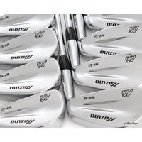 MIZUNO MP-32 GF FORGED IRONS 3-PW STEEL DYNAMIC GOLD S300 STIFF FLEX #E2953