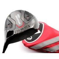 CALLAWAY BIG BERTHA ALPHA 816 DD DRIVER 9º FIRM FLEX + COVER - SUPERB #E2955