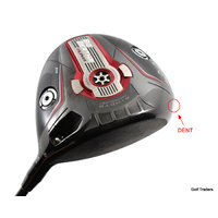 CALLAWAY BIG BERTHA ALPHA 815 10.5º DRIVER GRAPHITE REGULAR FLEX - #E3030