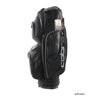 COBRA 2017 ULTRALIGHT CART BAG BLACK - NEW #E398