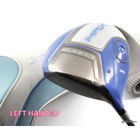 COBRA MAX OFFSET DRIVER HL 15° GRAPHITE LADIES FLEX +COVER +LH +LIKE NEW #E399