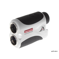 A-GAME PINPOINT LASER RANGE FINDER - WHITE - NEW #E614