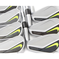 NIKE VAPOR PRO FORGED IRONS 4-PW STEEL DG S200 STIFF FLEX - NEW - #E679