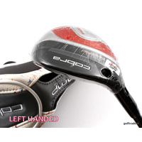 COBRA AMP CELL 4-5 HYBRID 22º-25º STIFF FLEX + COVER - NEW - LH #C241