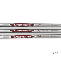 DIAMANA M+ 50 X5CT FAIRWAY SHAFT SET LADIES + TITLEIST 915F ADAPTERS SH3140