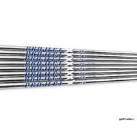 PROJECT X LOADING ZONE STEEL 4-GW IRON SHAFTS 5.5 FIRM FLEX .355 TIP SH3601