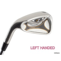 Clearance Taylormade R7 6 Iron Steel Stiff Flex Left Handed B2332