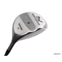 HENRY GRIFFITS HOMER LADIES 3 WOOD 14º GRAPHITE LADIES FLEX + NEW GRIP ! #B5228