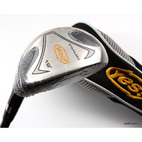YES 19º HYBRID GRAPHITE STIFF FLEX - NEW #C2721