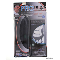 Clearance New Pro Play 12 x Pro Grip Rubber Grips Men's M/L Glove C3777