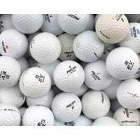 PRECEPT MIXED GOLF BALLS X 50 - USED - #C5197