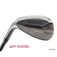Clearance Taylormade Speedblade Sand Wedge 55º Graphite Regular Left Hand D1105