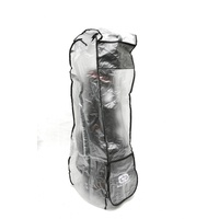 WALKERDEN DELUXE PLASTIC RAIN GOLF BAG COVER  - NEW #D2002