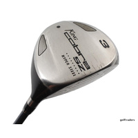 Clearance King Cobra SZ 3 Wood Graphite Regular Flex D3471