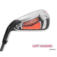 COBRA AMP 4 IRON STEEL STIFF FLEX - BRAND NEW - LH - #D3640