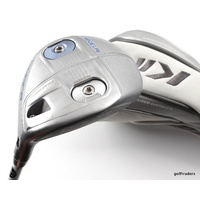 Clearance Cobra King F6 Silver 7-9 WOOD 24-27º Graphite Ladies Cover D3709